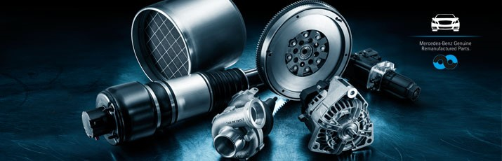Genuine Remanufactured Parts