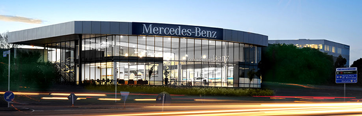 Why buy your Mercedes-Benz in New Zealand